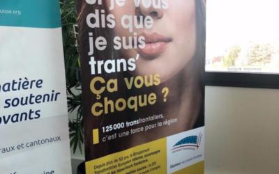 Trans* ou Trans' : que signifie cette affiche ?